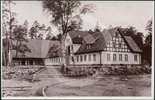 DieWaldgaststtteOberheideindemstdt.ForstrevierOberheideum1938.jpg